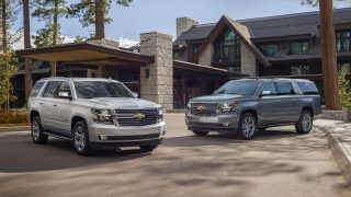 Chevy Full-size SUVs add Premier Plus Special Editions