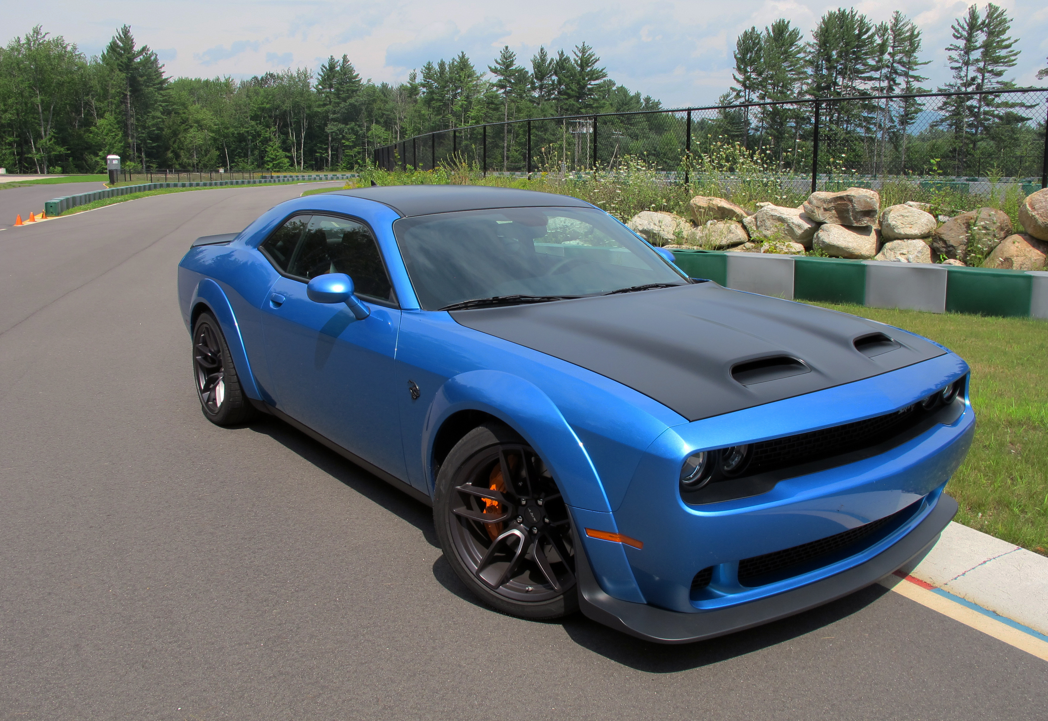 2019 Dodge Challenger SRT Hellcat Redeye Review