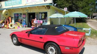 Eye Candy 1987 Corvette Convertible
