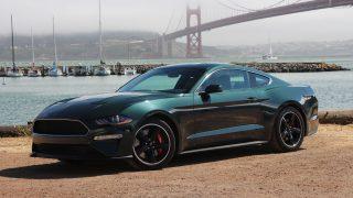 First Drive 2019 Ford Mustang Bullitt