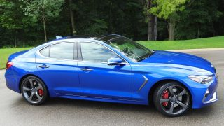 Review 2019 Genesis G70 Sport AWD