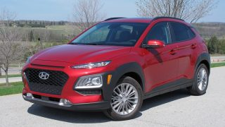 Hyundai Kona gains Top Safety Award