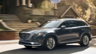 2019 Mazda CX-9 features