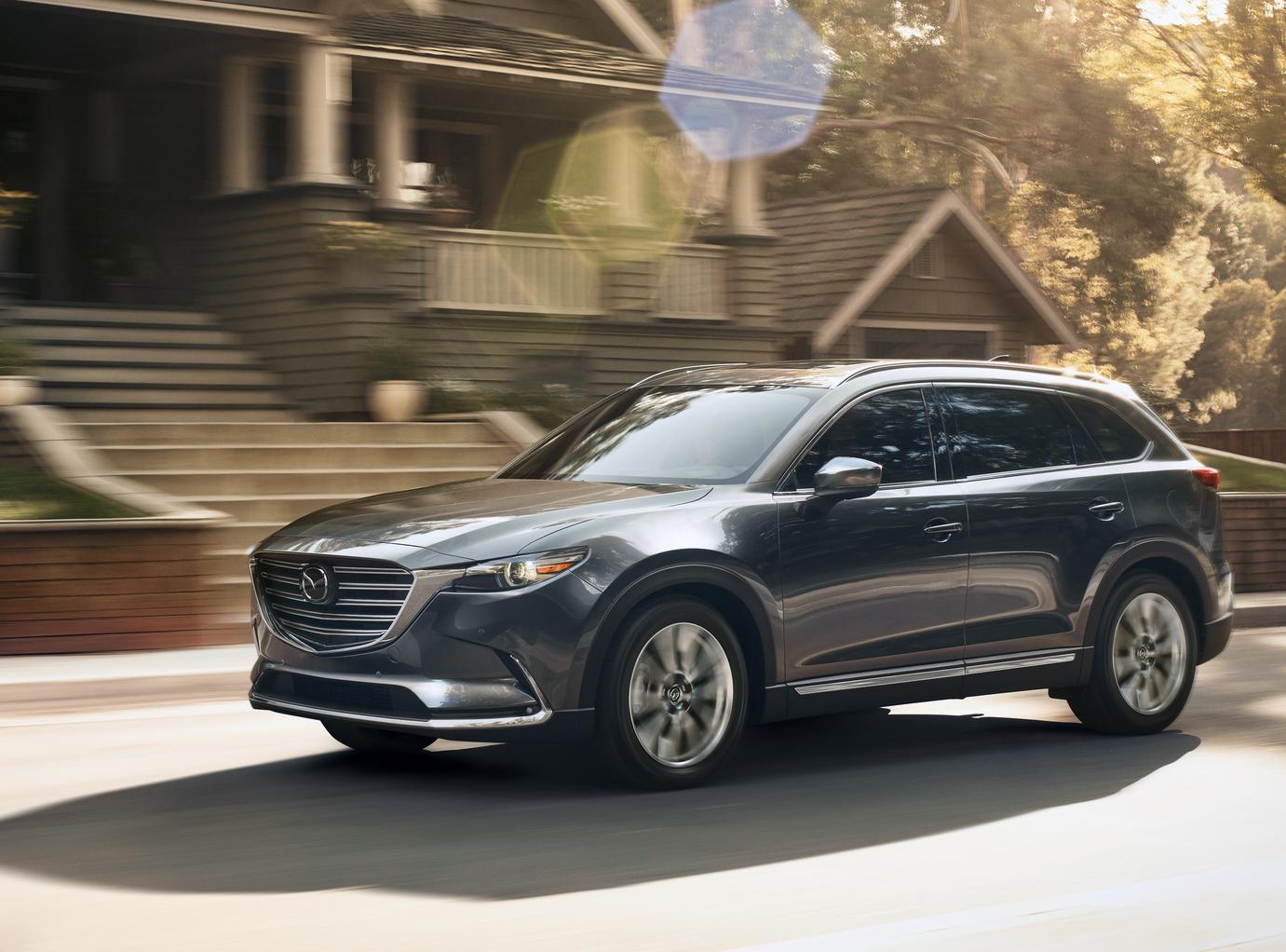 2019 Mazda CX-9 features