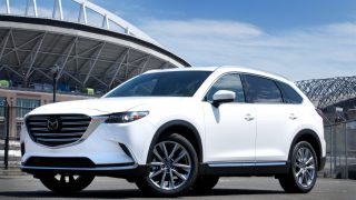 Review 2018 Mazda CX-9 Signature