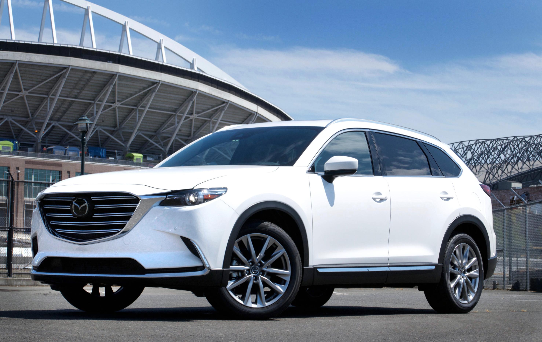 Review 2018 Mazda CX-9 Signature