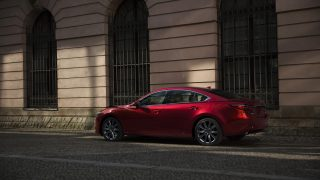 Extended Ride Review 2018 Mazda6