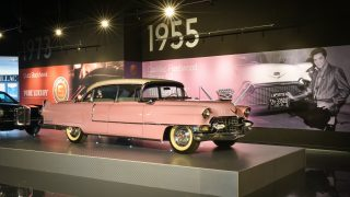 Elvis Car Collection