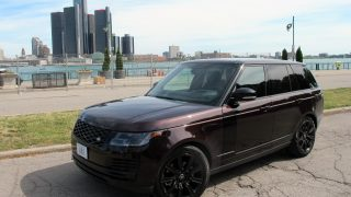 Review 2018 Range Rover TD6