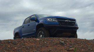 Review 2018 Chevrolet Colorado ZR2 Crew Cab