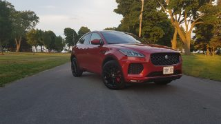 Review 2018 Jaguar E-Pace