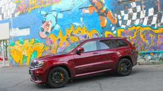 Review 2018 Jeep Grand Cherokee Trackhawk