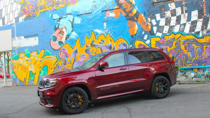 Review 2018 Jeep Grand Cherokee Trackhawk
