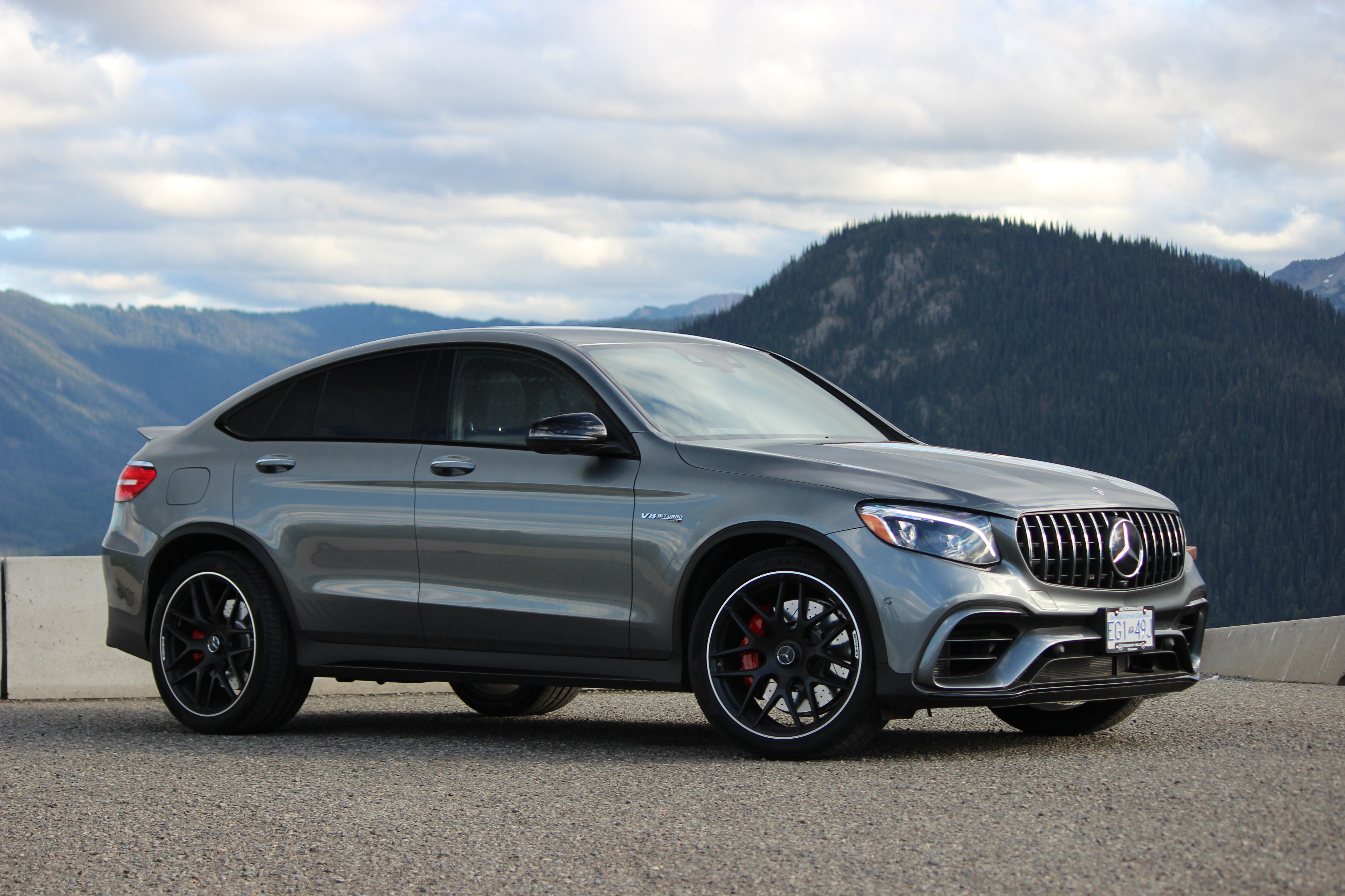Review 2018 Mercedes-AMG GLC 63 S 4Matic+ Coupe