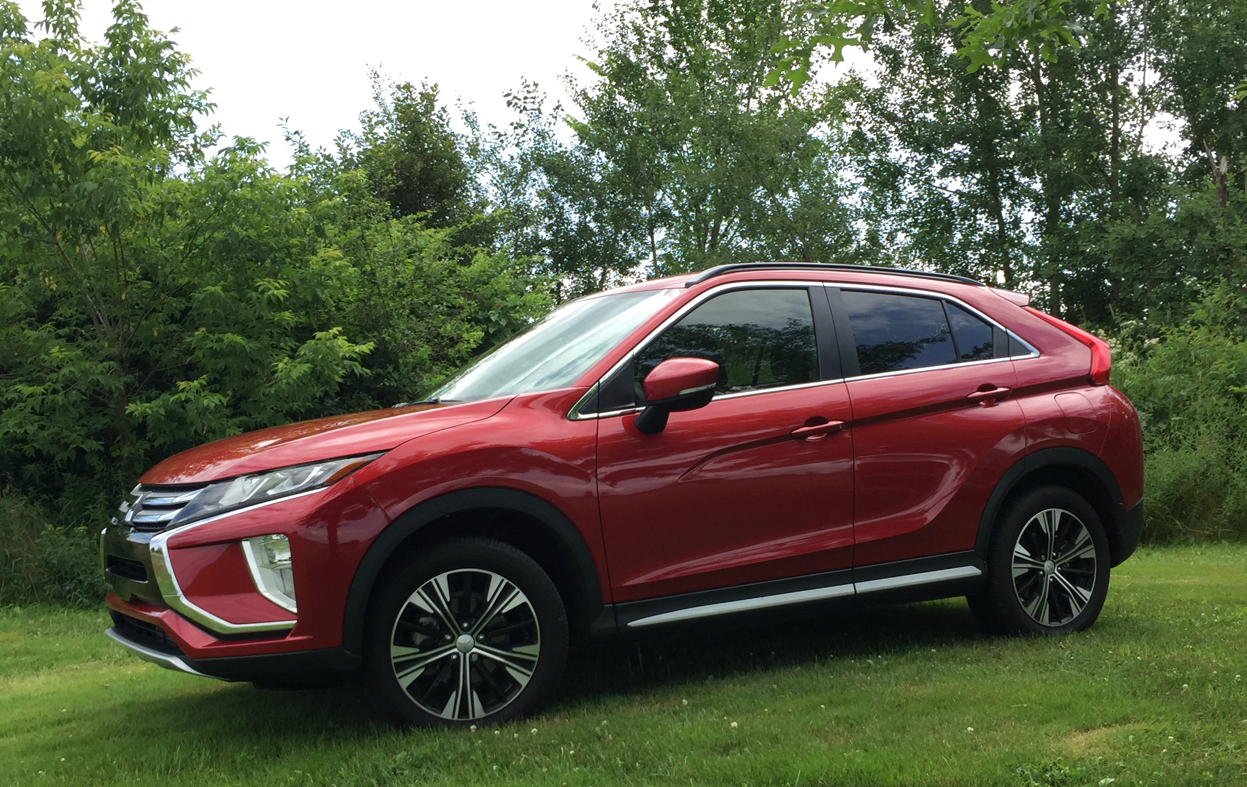 Review 2018 Mitsubishi Eclipse Cross GT