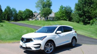 Review 2019 Acura RDX Platinum Elite