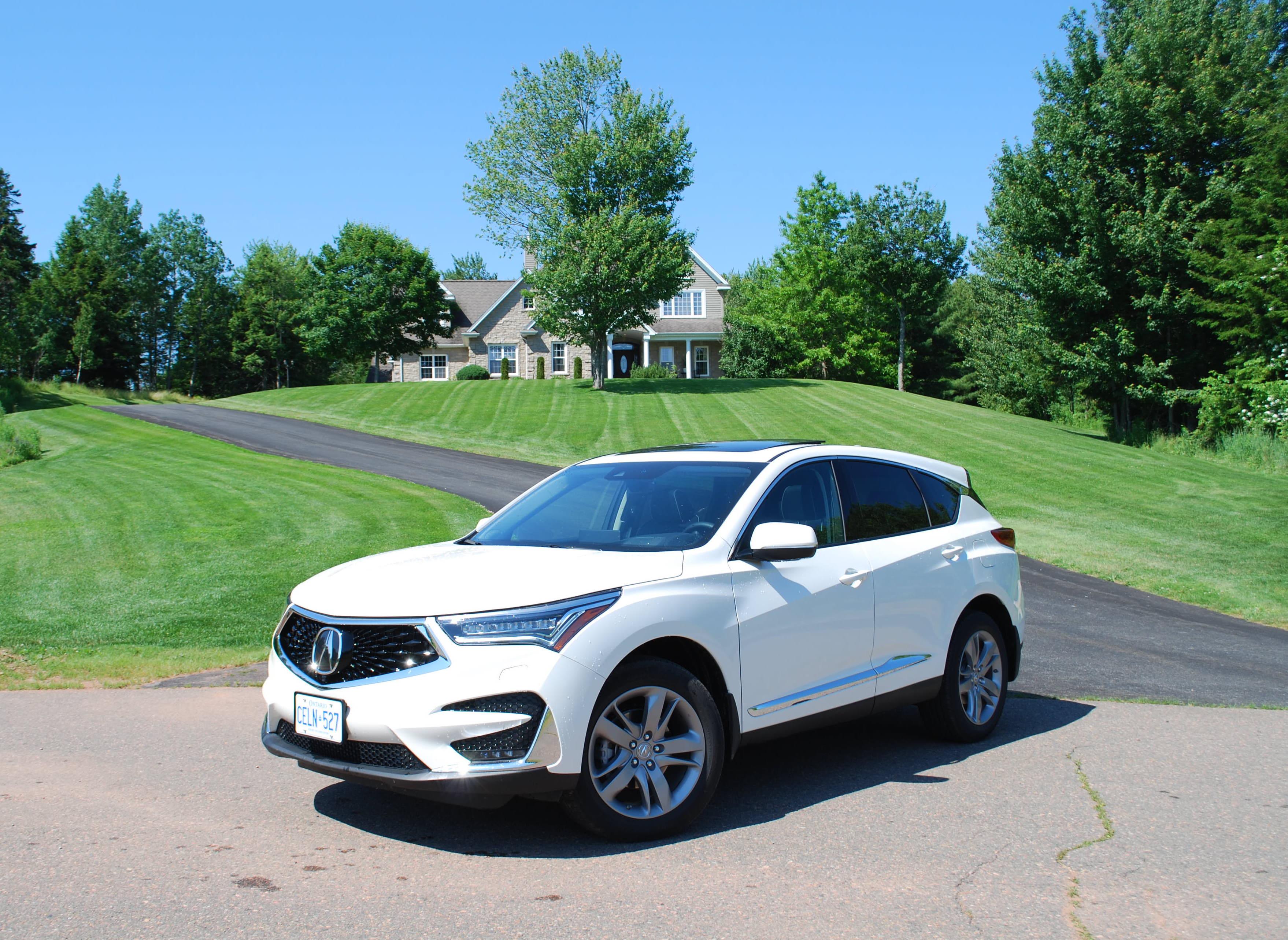 Review 2019 Acura RDX Platinum Elite