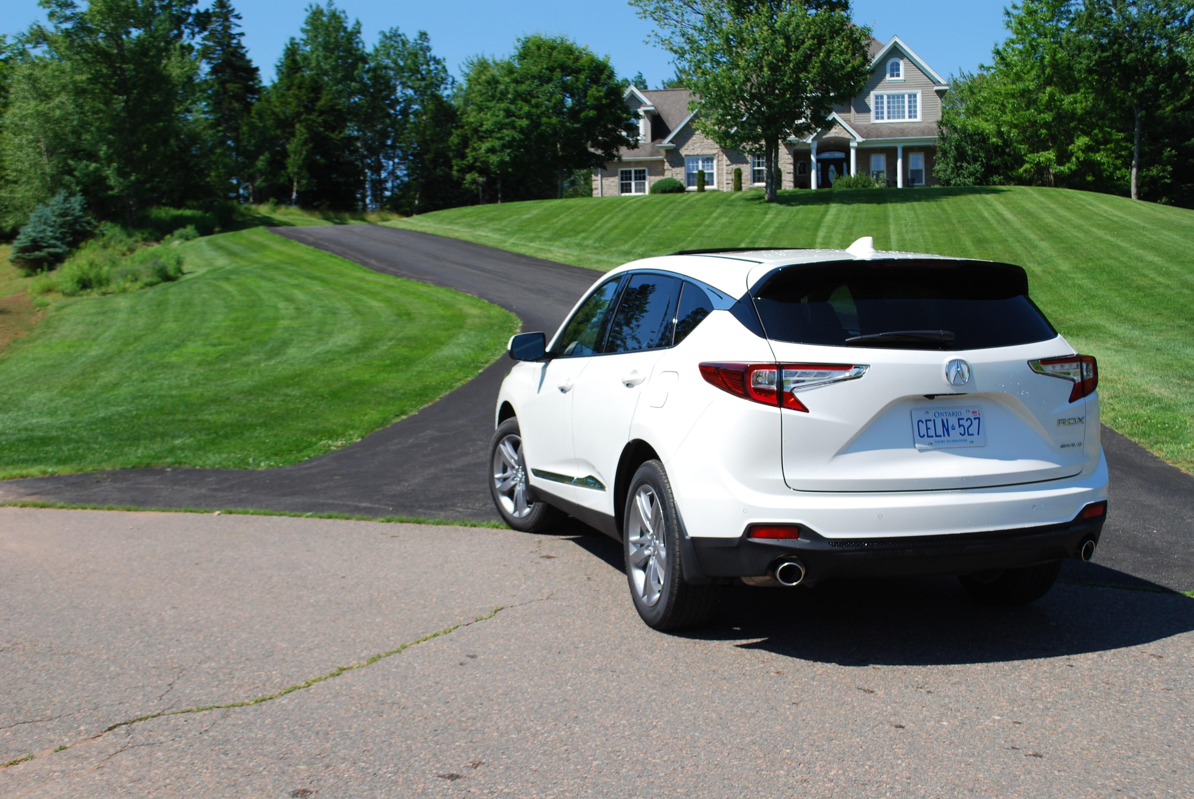 Review 2019 Acura Rdx Platinum Elite Wheels Ca