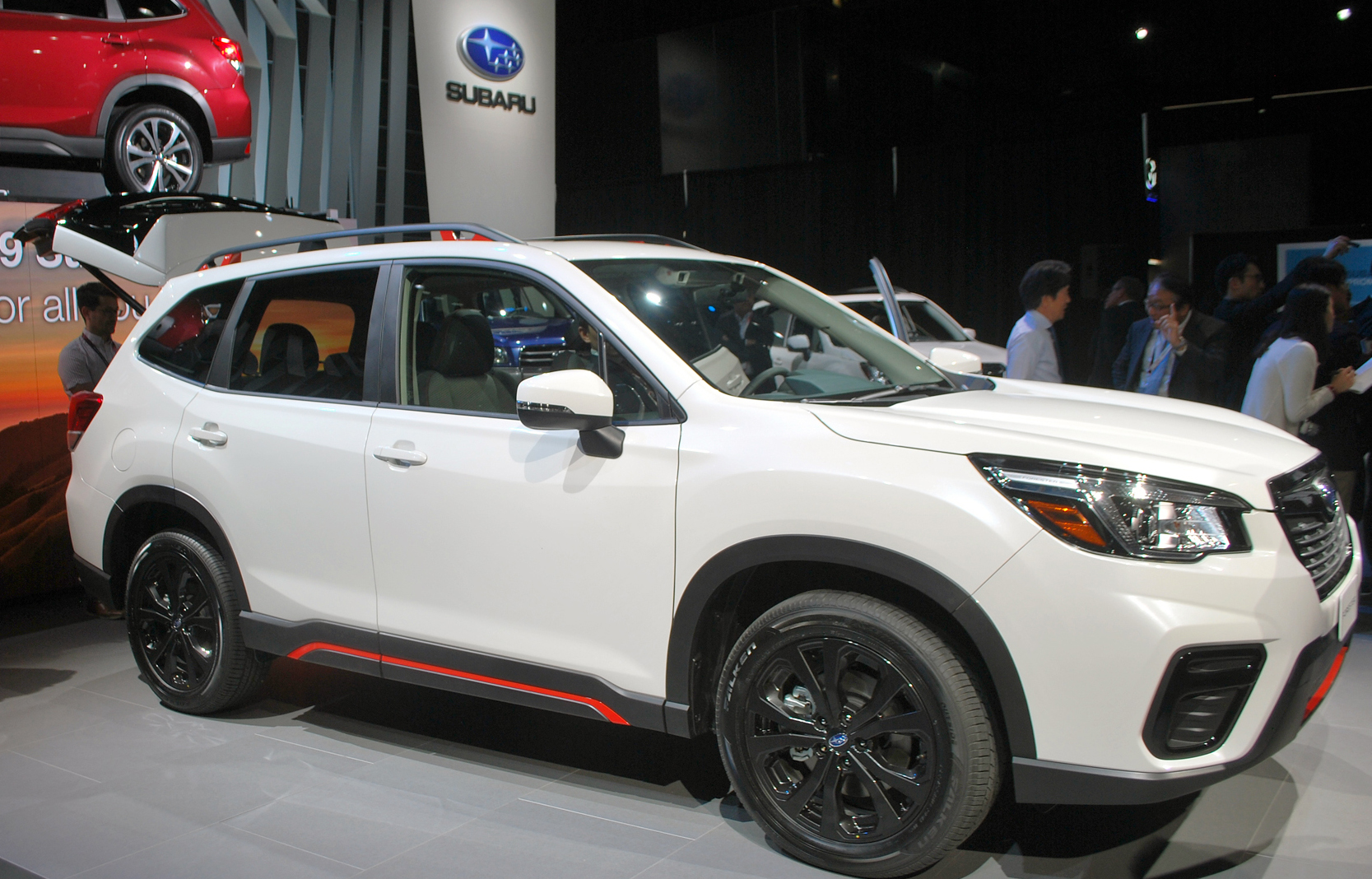 Subaru Forester 2019 Pricing Starts At 27 995 Wheels Ca
