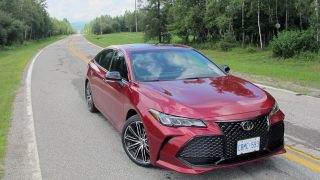 First Drive 2019 Toyota Avalon