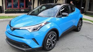 Preview 2019 Toyota C-HR