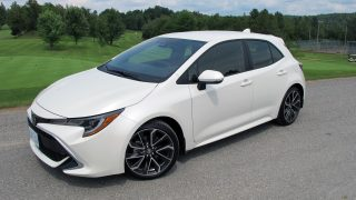 First Drive 2019 Toyota Corolla Hatchback