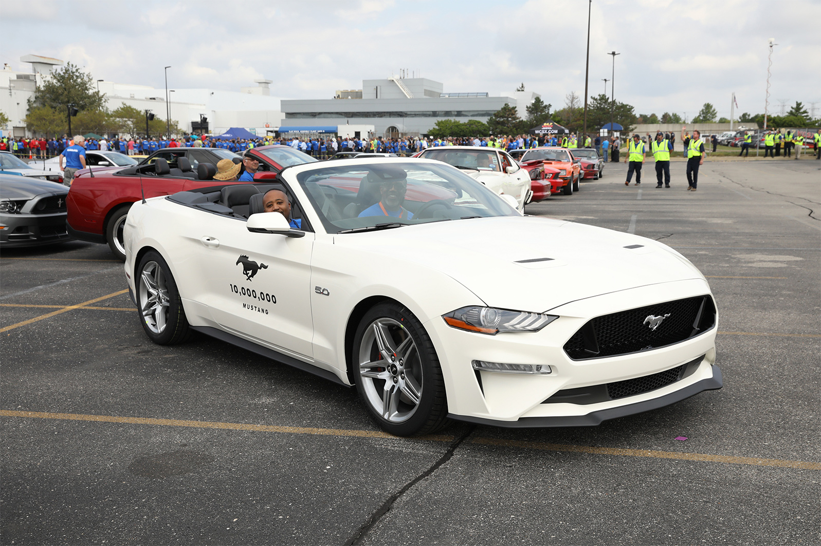 TrackWorthy - 10 Millionth Ford Mustang (19)