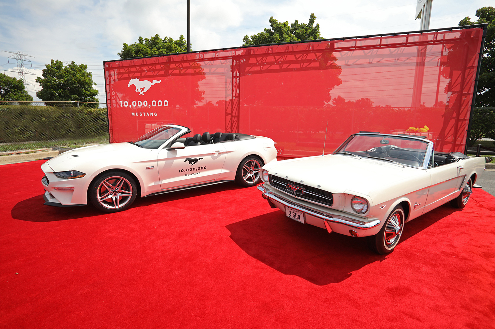 TrackWorthy - 10 Millionth Ford Mustang (2)
