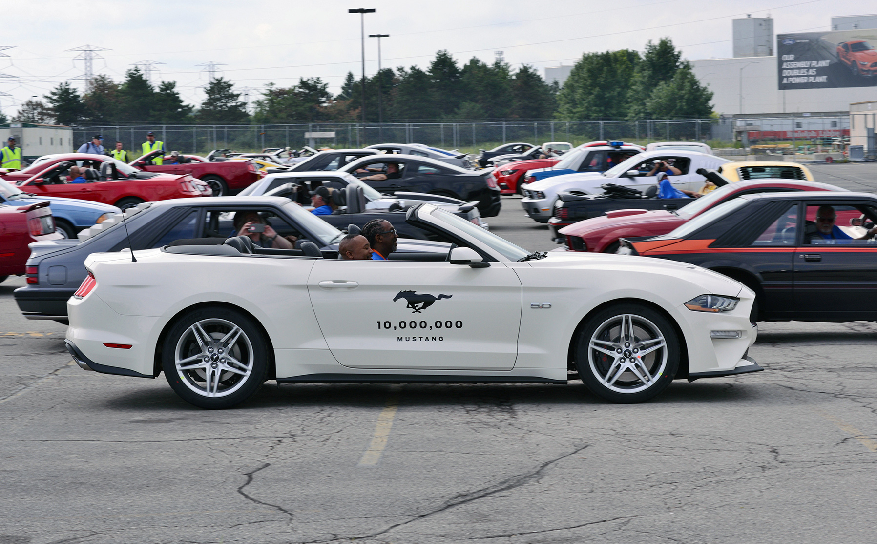 TrackWorthy - 10 Millionth Ford Mustang (20)