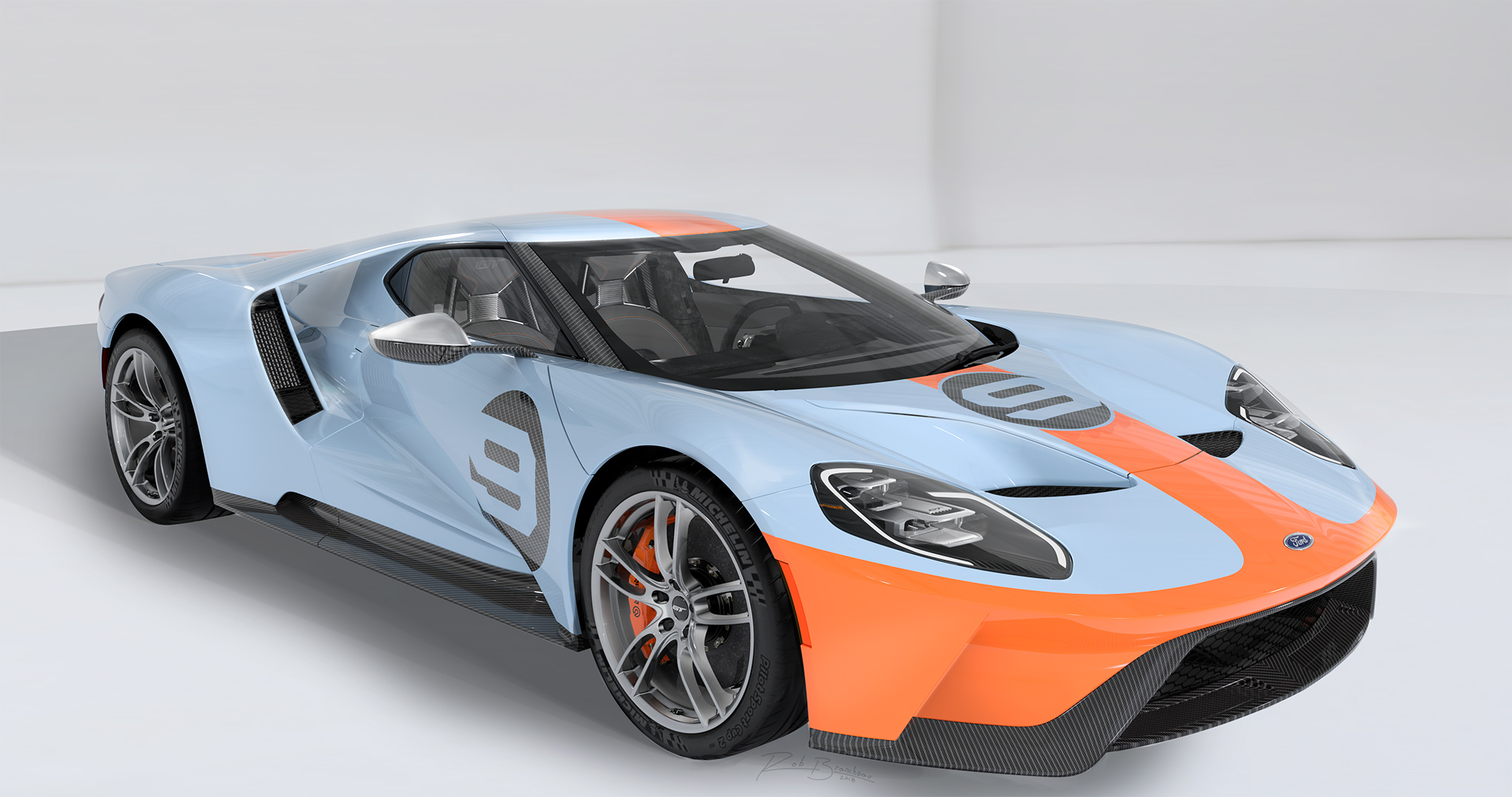 TrackWorthy - 2019 Ford GT Heritage Edition (2)
