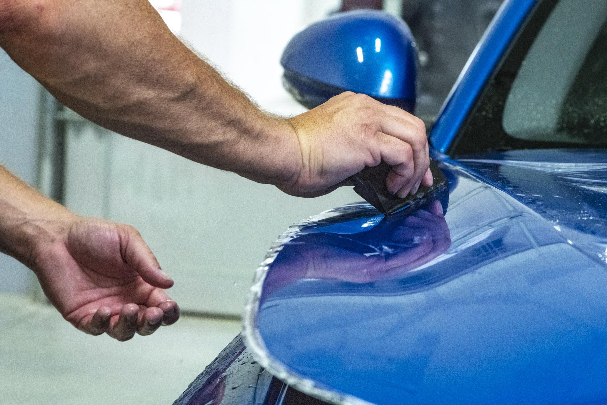 TrackWorthy - 3M Scotchgard Paint Protection Pro - DSC_0325