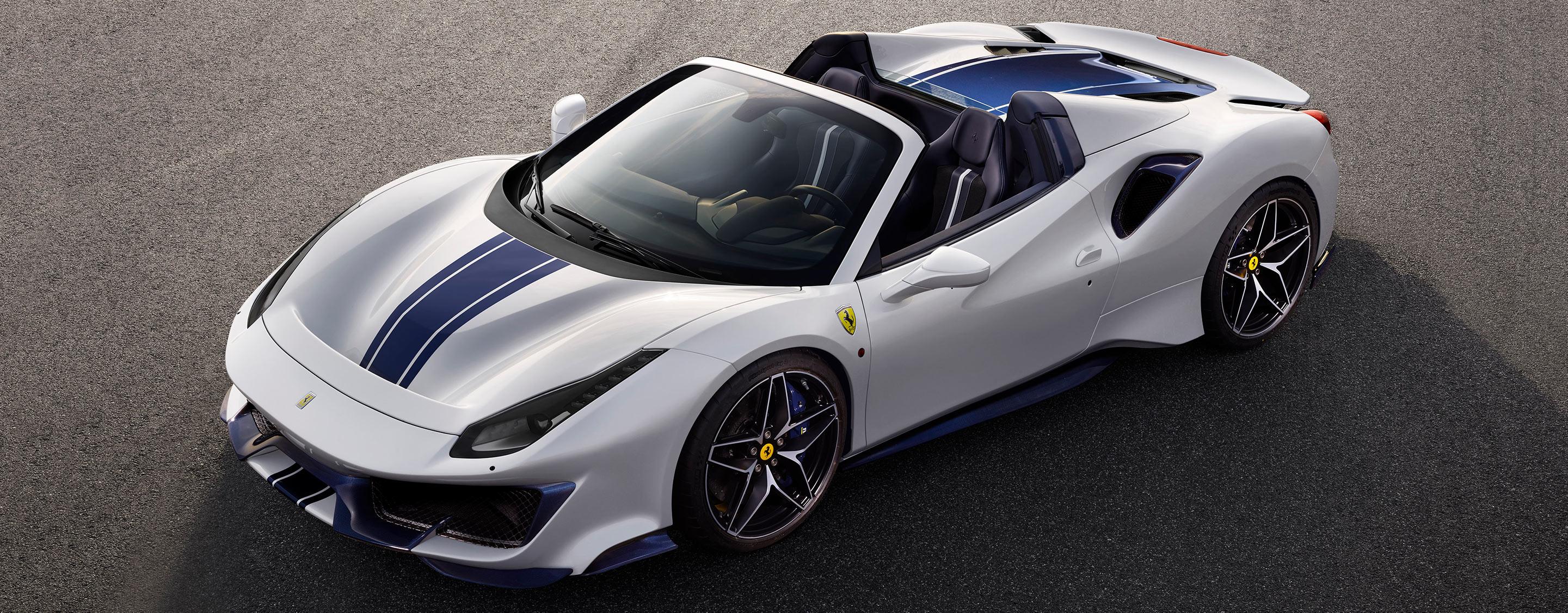 TrackWorthy - Ferrari 488 Pista Spider (1)
