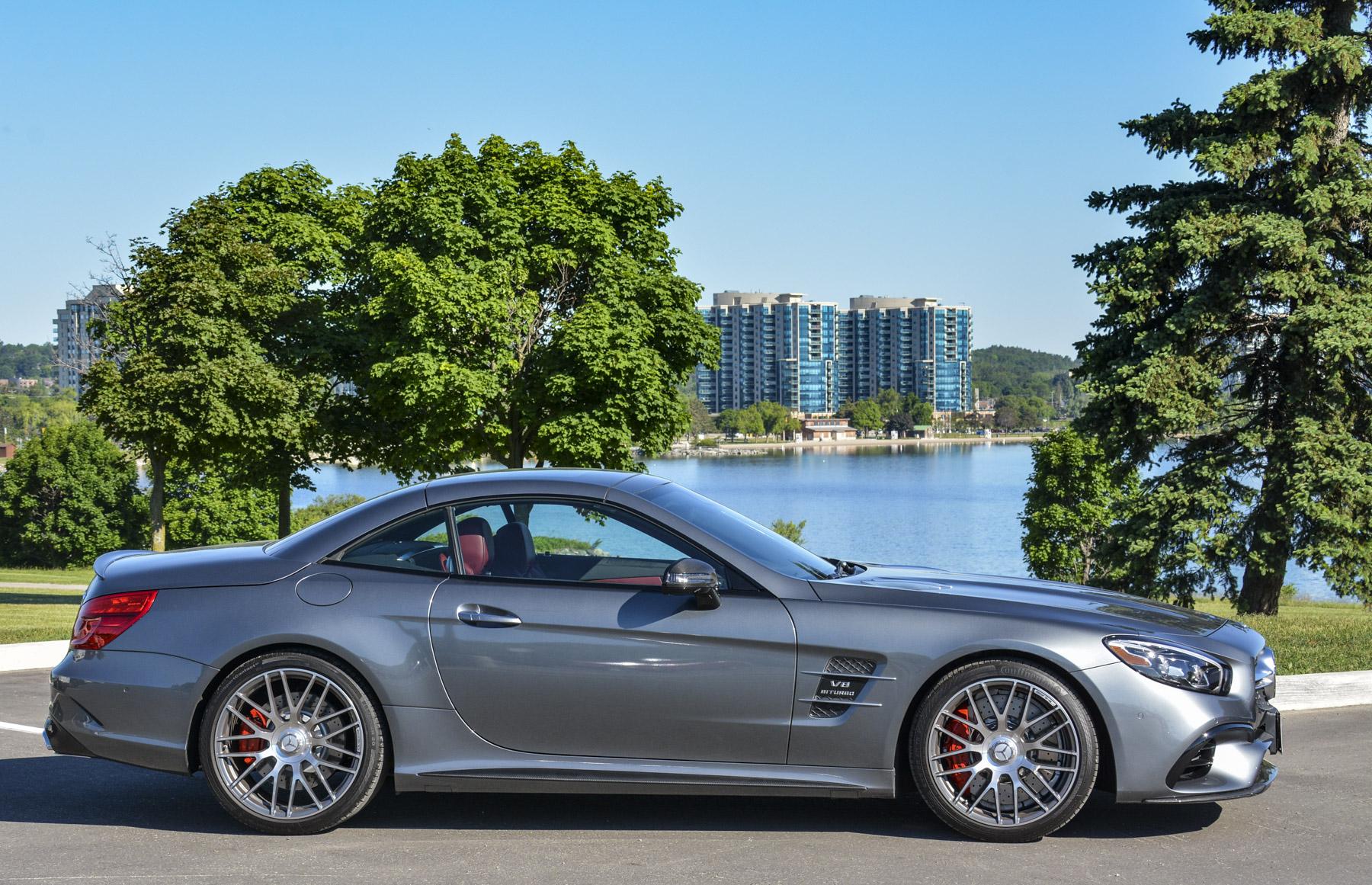 TrackWorthy - Mercedes-AMG SL 63 - 014