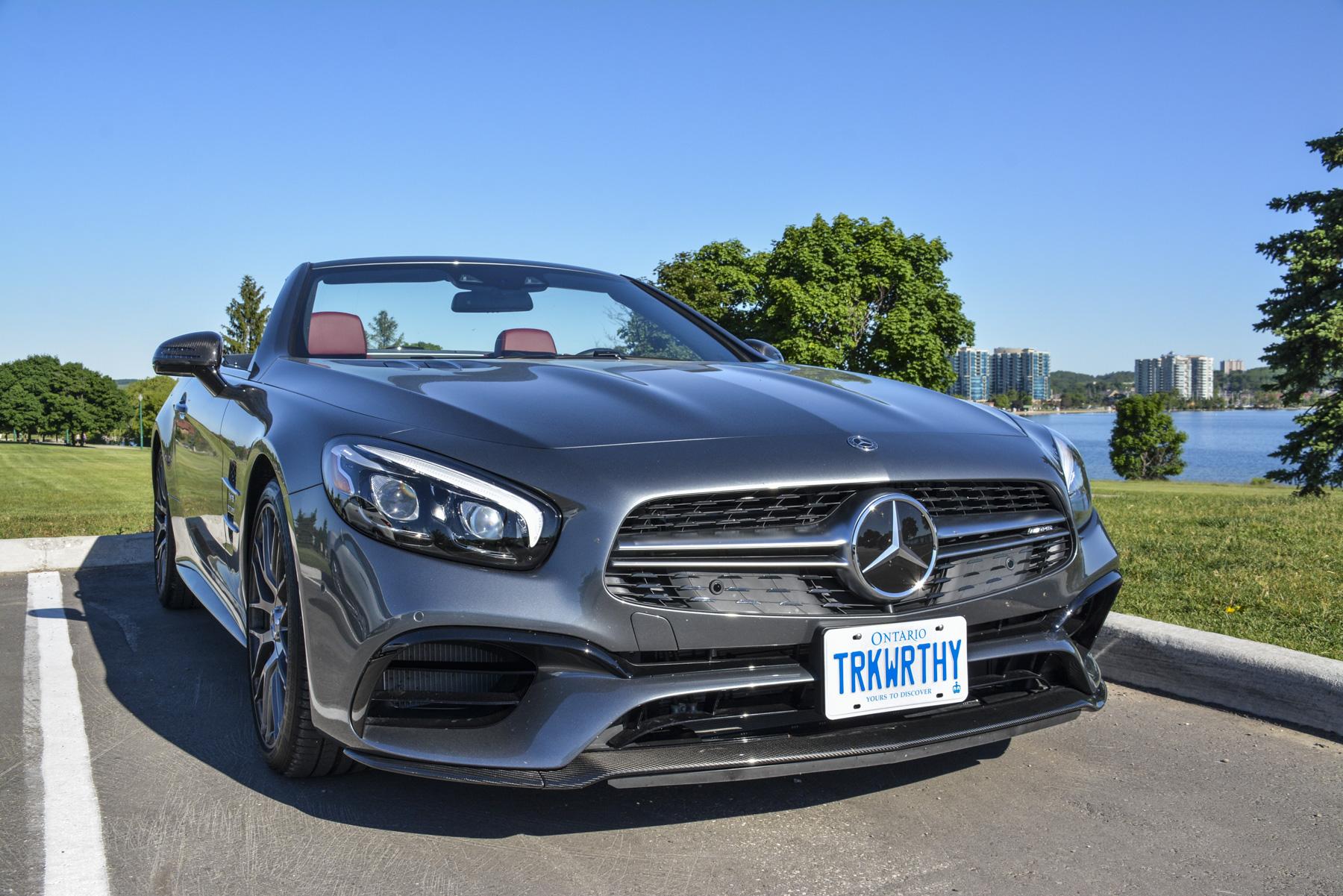 TrackWorthy - Mercedes-AMG SL 63 - 034