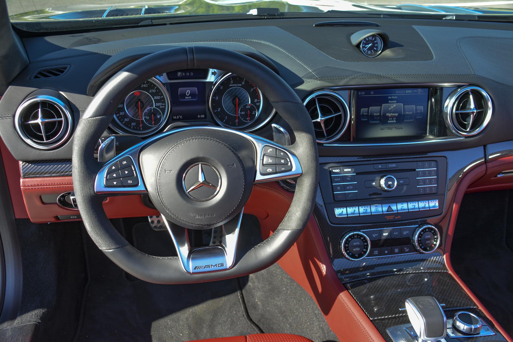 TrackWorthy - Mercedes-AMG SL 63 - 021