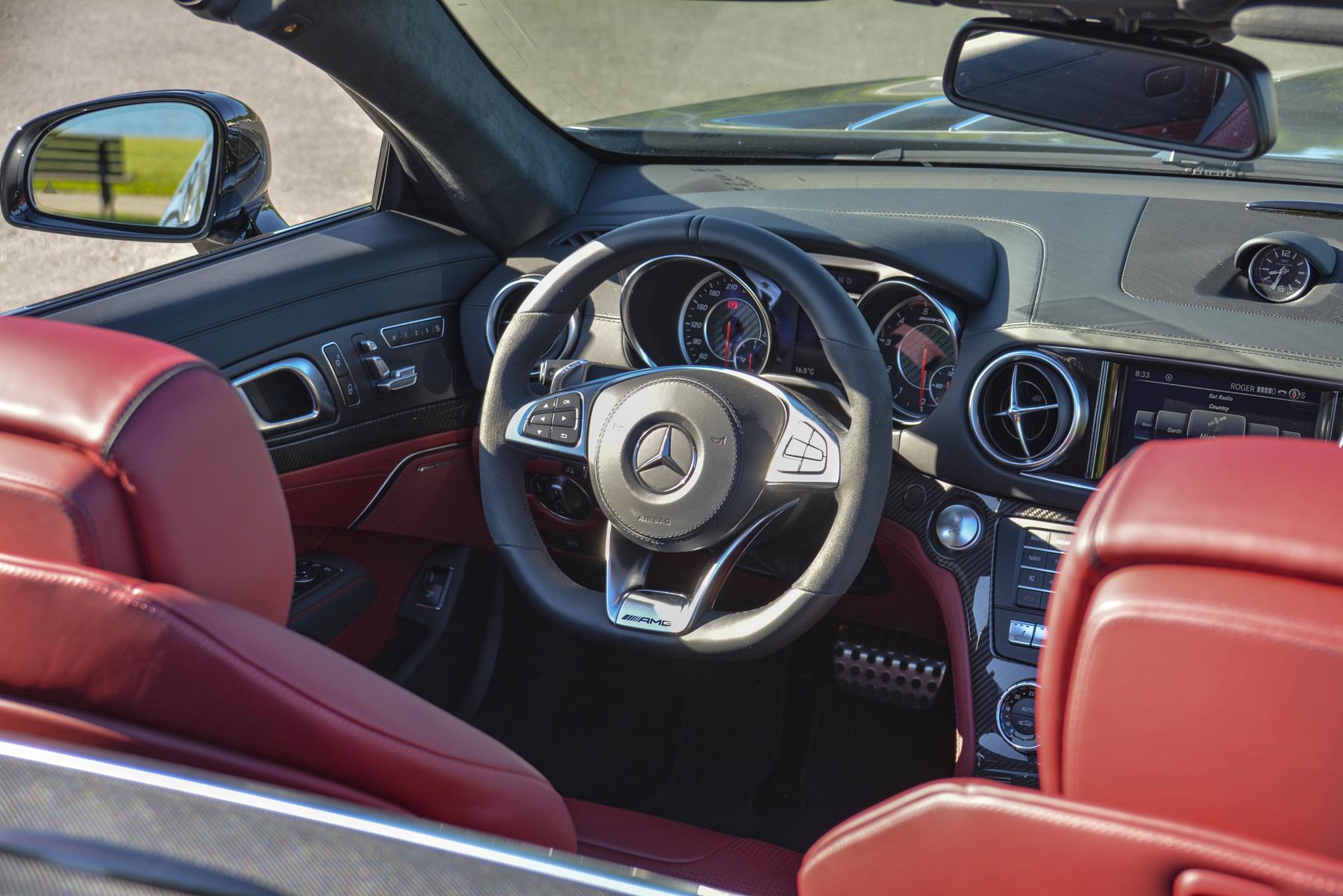 TrackWorthy - Mercedes-AMG SL 63 - 025