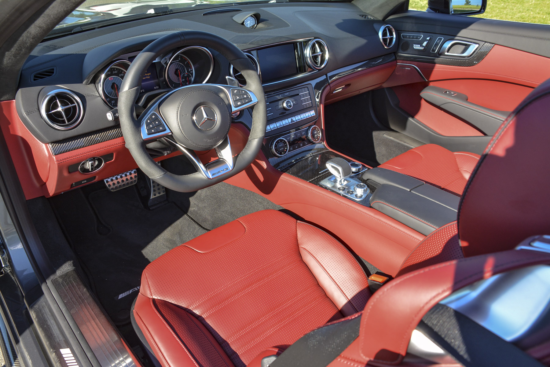TrackWorthy - Mercedes-AMG SL 63 - 026