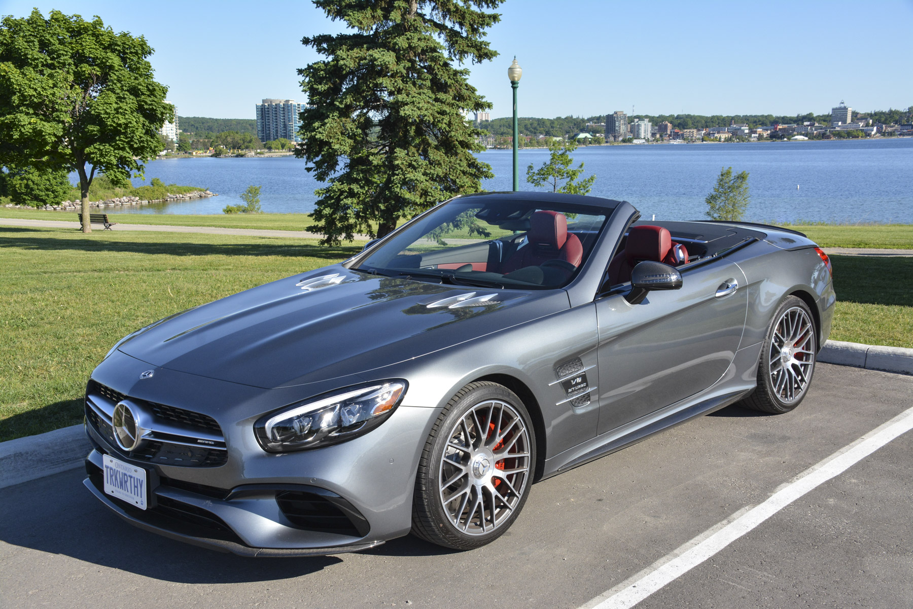 TrackWorthy - Mercedes-AMG SL 63 - 027