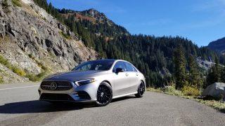 2019 Mercedes A-Class