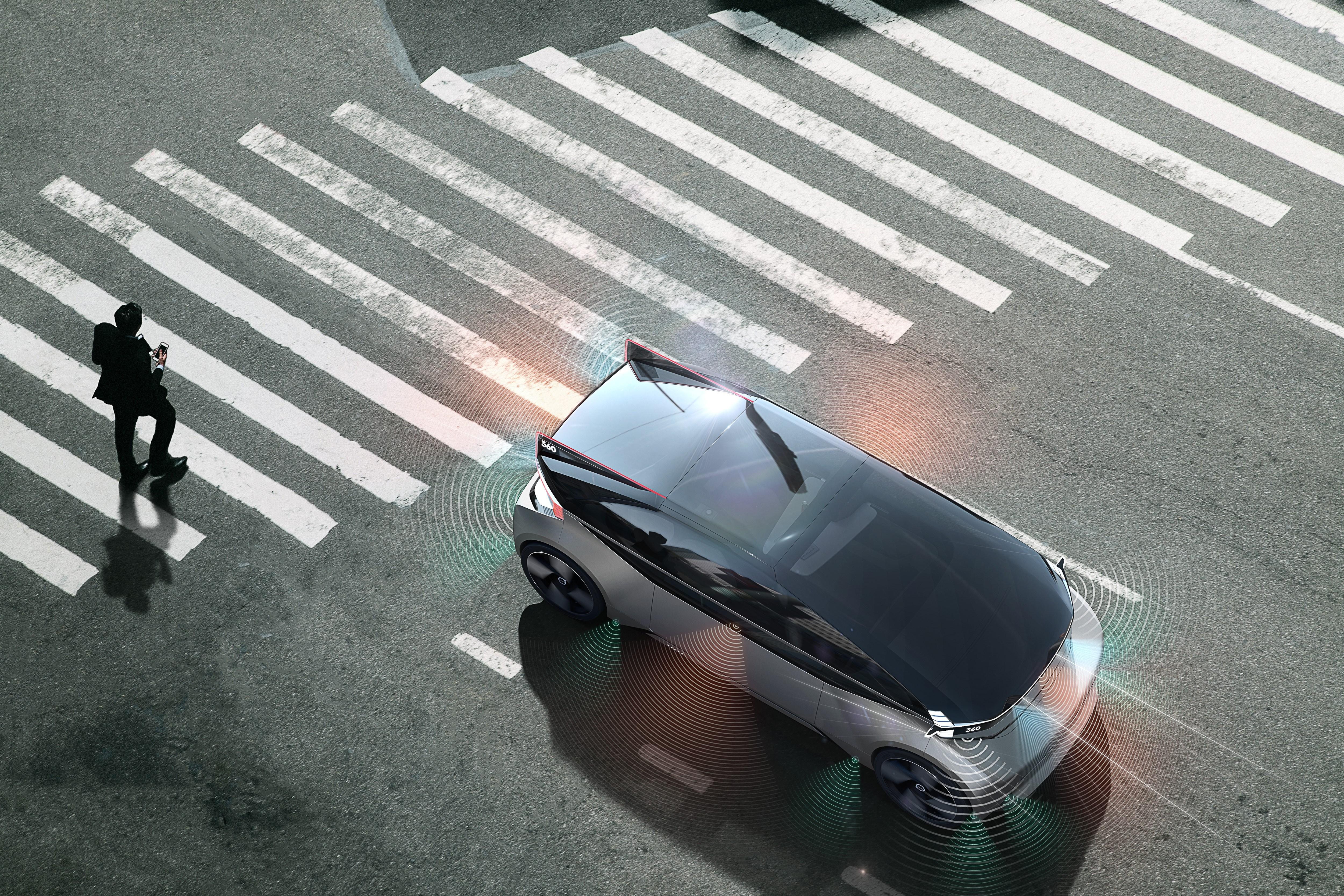 Volvo wants Global Driverless Standard