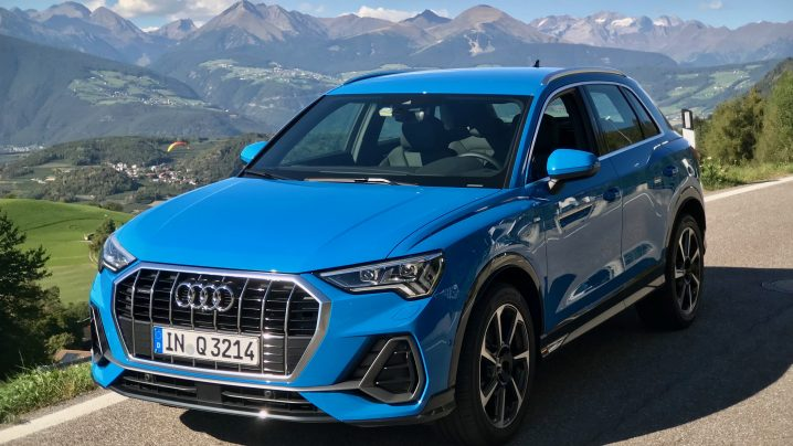 First Drive 2019 Audi Q3