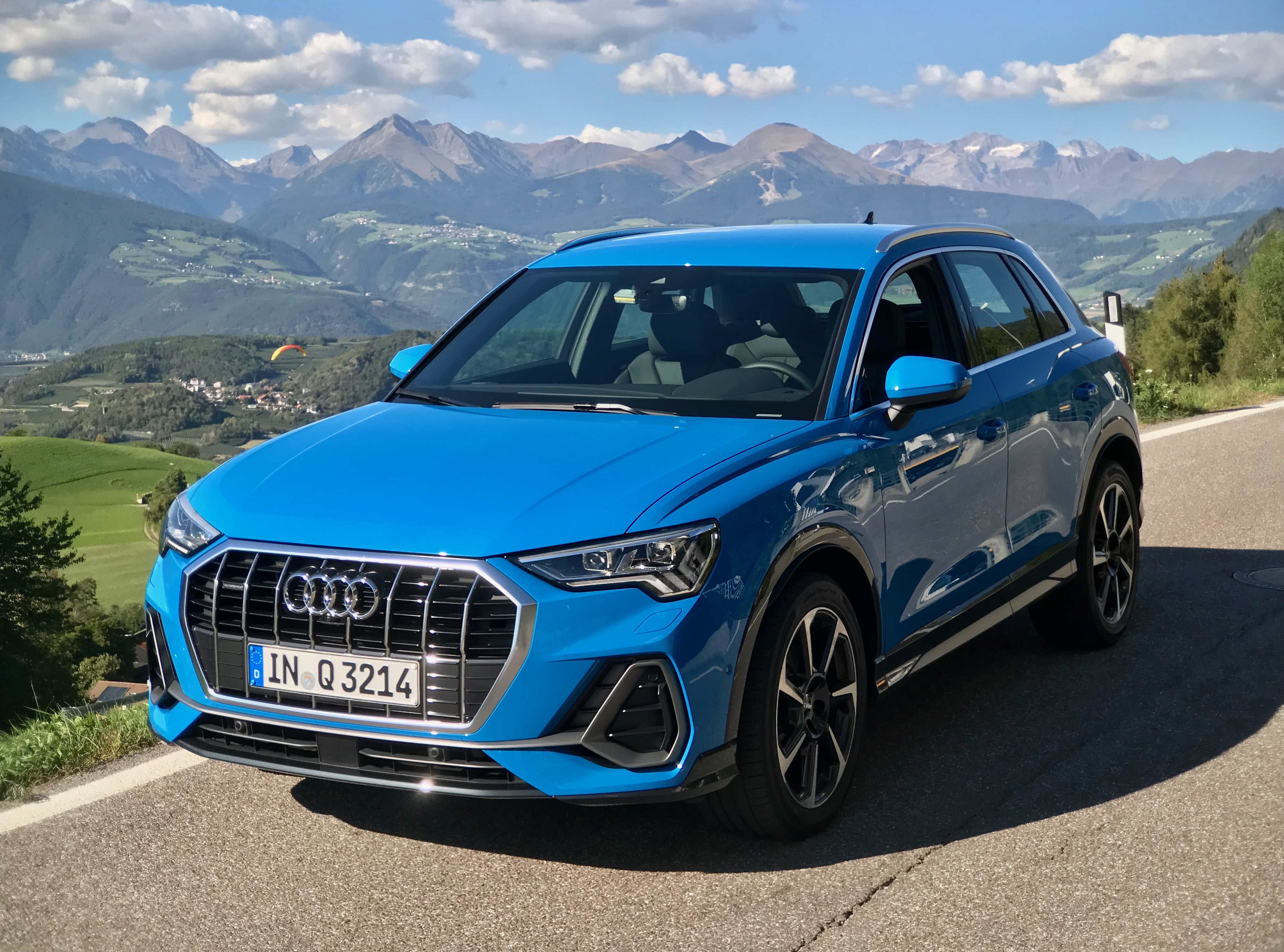 First Drive 2019 Audi Q3 Wheelsca