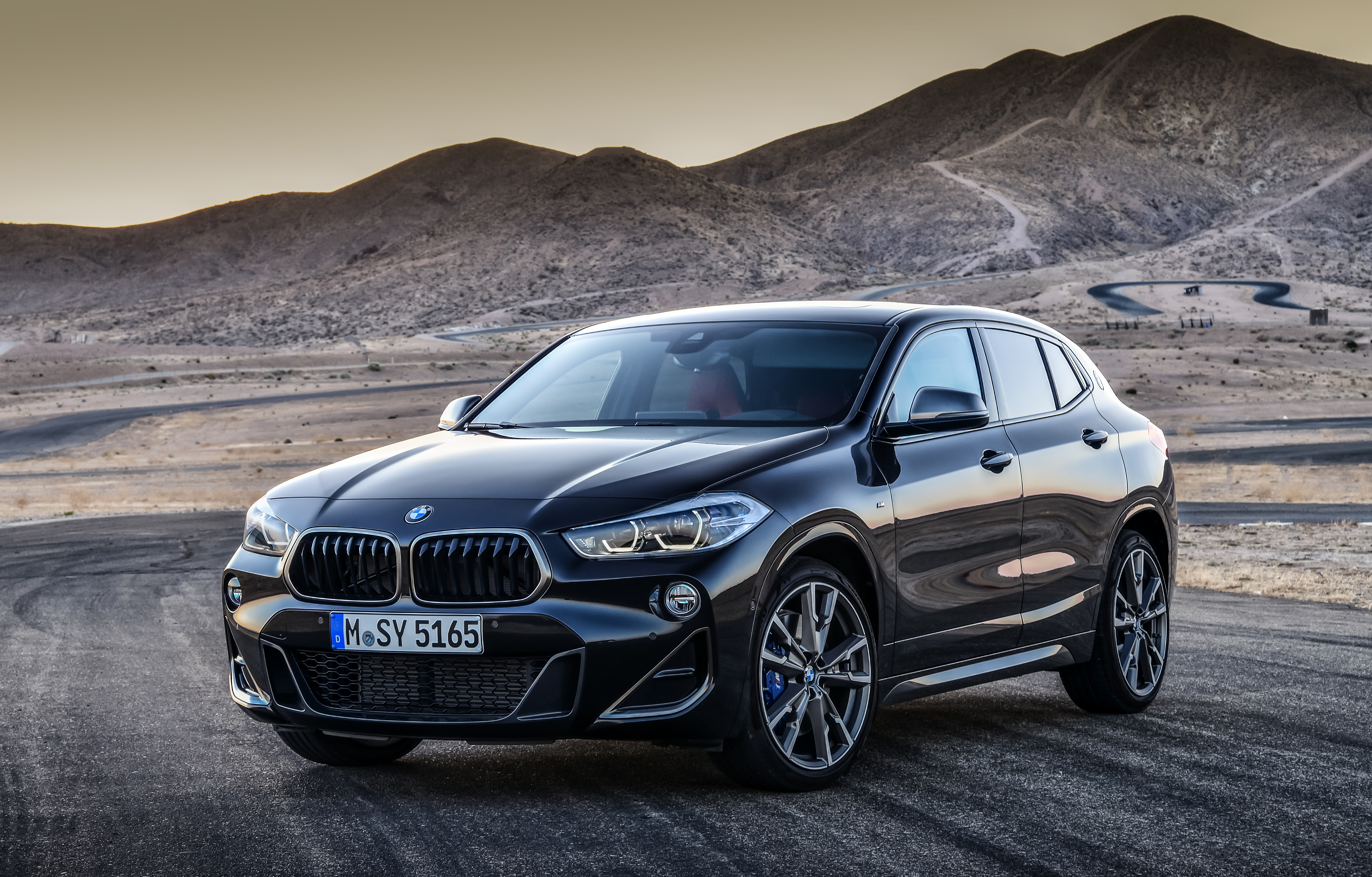 Bmw X2 Gets A Touch Of M Power Wheels Ca