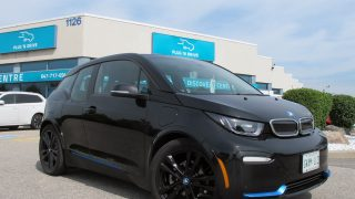2018 BMW i3S Electric Vehicle