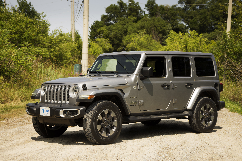 Review: 2018 Jeep Wrangler Unlimited Sahara 4X4 – WHEELS.ca