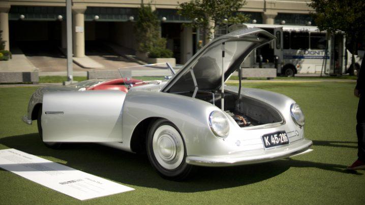 Porsche 356 no. 1