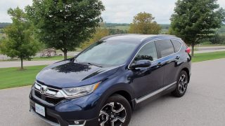 Review 2018 Honda CR-V Touring
