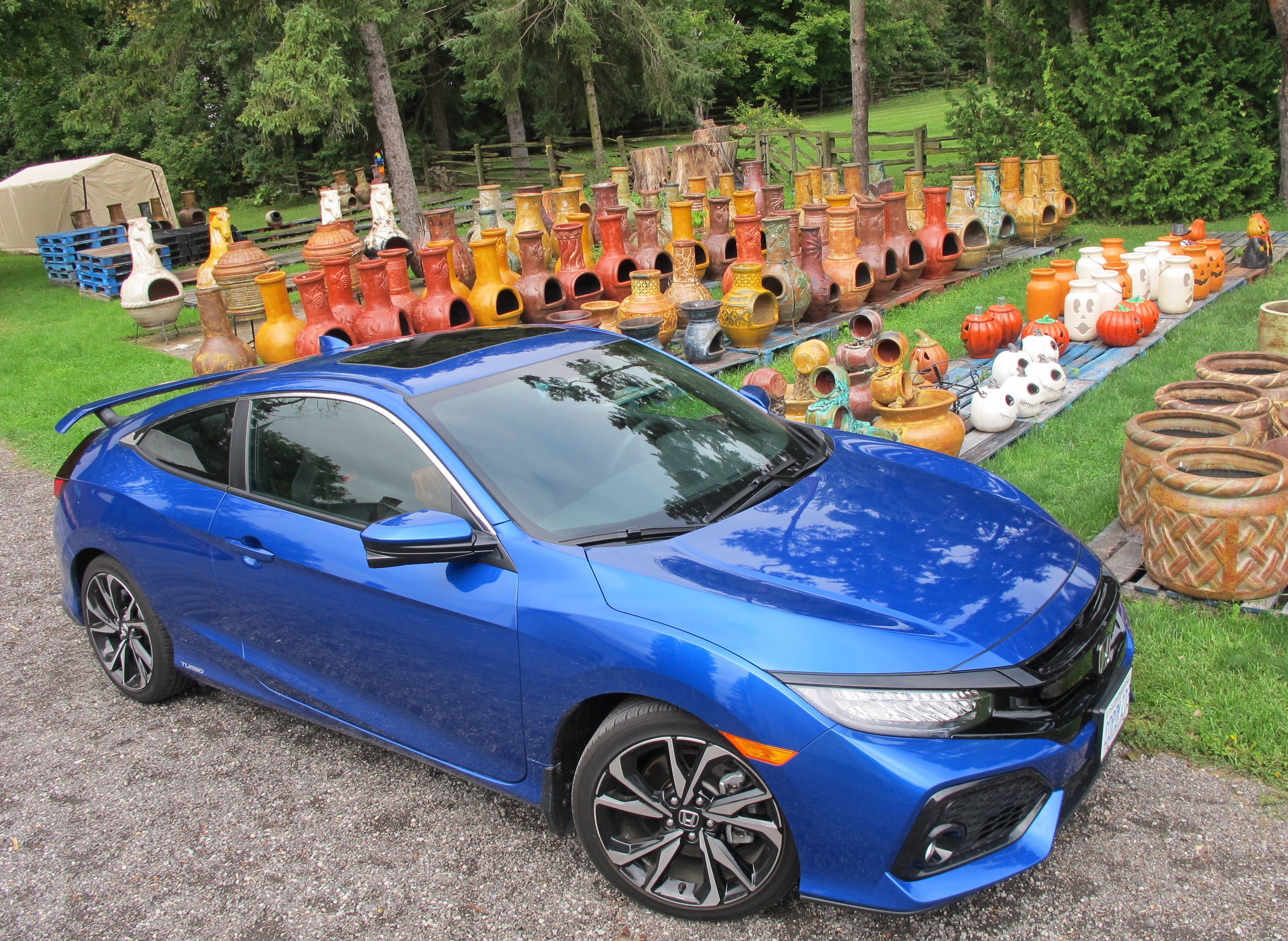 Review 2018 Honda Civic Si Coupe