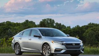 2019 Honda Insight Safety