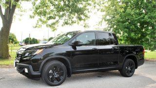 Review 2018 Honda Ridgeline Black Edition